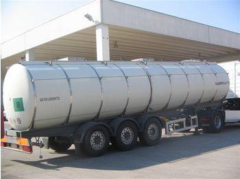 MENCI SL115 32000 - tank semi-trailer
