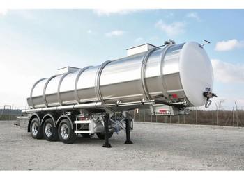 Magyar 34M3 RVS tank oplegger met pomp NIEUW/NEU/NEW !! Direct available!! - نصف مقطورة صهريج