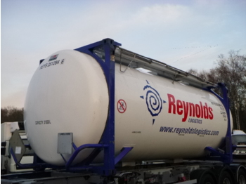 Magyar Tank container IMO 4 / 31 m3 / 20 ft / 3 comp - tank semi-trailer
