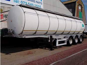 Menci  - tank semi-trailer