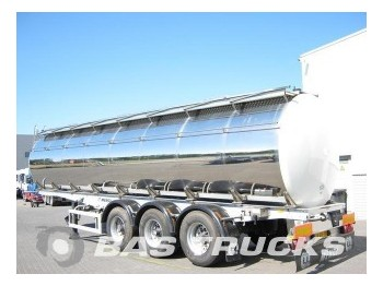 Menci 32.000 Ltr / 1 Liftachse - tank semi-trailer
