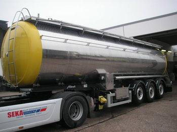 Menci Druck 2,0Bar+Heizung NEU/NEW sofort auf Lager - tank semi-trailer