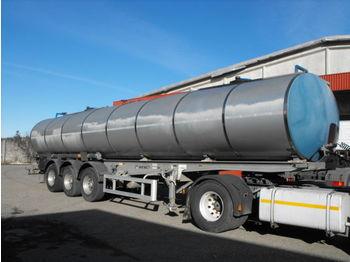 Menci *MENCI-SAFA* BITUM/BITUMEN/MASUT 250*C 34.350LTR - tank semi-trailer