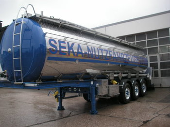 Menci Menci Santi NEU, ADR,Pumpe,Heizung,2,0Bar,usw. - tank semi-trailer