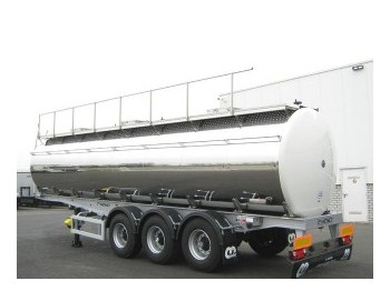 Menci SL105 Isoliert Liftachse - tank semi-trailer