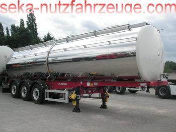 Menci Santi Menci Neu Isoliert 3 Kammer 31.000L - tank semi-trailer