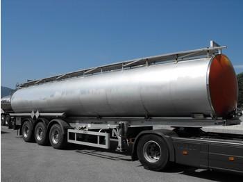 Menci bitum transport - tank semi-trailer