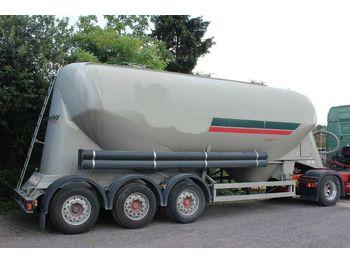 Tank semi-trailer Spier Cement Silo 3-Achser