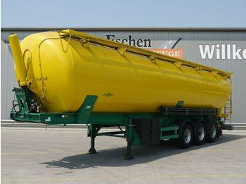 Tank semi-trailer Spitzer SK 2760 CAL 60 m³ Kippsilo*5 Einlässe*BPW*Alcoa