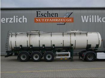 Tank semi-trailer Vanhool Chemie Tankauflieger, Luft, BPW