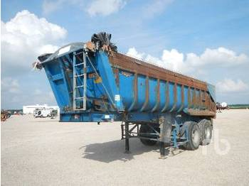 GENERAL TRAILER T/A - tipper semi-trailer