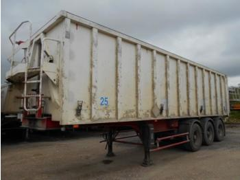 General Trailers  - tipper semi-trailer