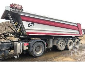 MENCI SA700G 3/Axle - tipper semi-trailer
