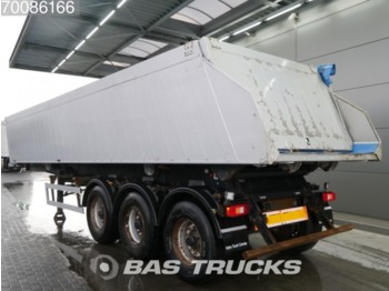 Meiller 32m3 Liftachse TR 3 - tipper semi-trailer