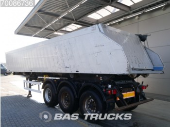 Meiller 33m2 Liftachse Alukipper TR3 - tipper semi-trailer