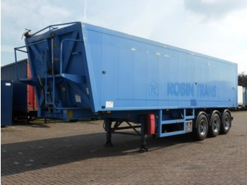 OVA COMBI DOORS  50 M3 DISC BRAKES - tipper semi-trailer