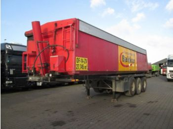 ATM 28 M3 BPW Axles - tipper semi-trailer