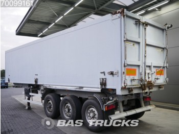 ATM 46m3 Alukipper OKS 13/27A - tipper semi-trailer