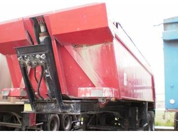 Tipper semi-trailer Benalu: picture 1