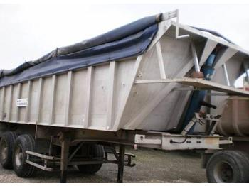Tipper semi-trailer Benalu