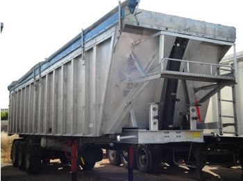 Benalu 10.5m x 2m - tipper semi-trailer