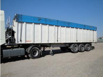 Benalu 11.30m x 2.10m - tipper semi-trailer