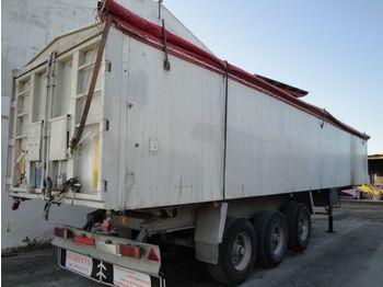 Benalu 12.20m x 1.75m - tipper semi-trailer