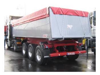 Benalu 3-Achs-Kippauflieger - 24m³ - tipper semi-trailer