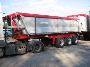 Benalu 3-Achs-Kippauflieger - 25 m³ - tipper semi-trailer