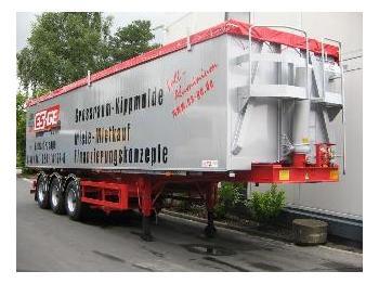 Benalu 3-Achs-Kippauflieger - 63 m³ - tipper semi-trailer