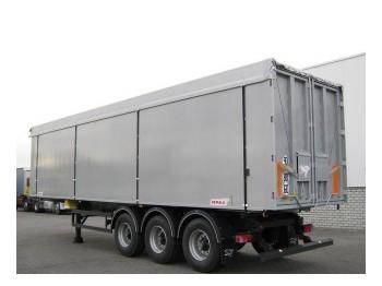 Benalu 63m? Voll Aluminium Optiliner - tipper semi-trailer