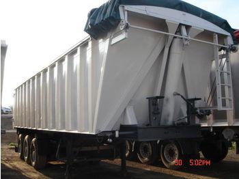 Benalu 9.50m x 1.70m - tipper semi-trailer