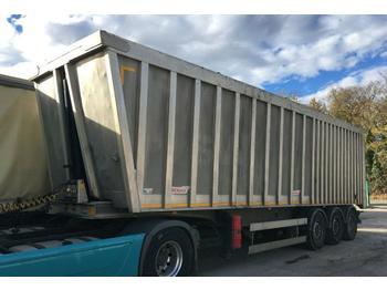 Benalu Bulkliner Ultra Cube - tipper semi-trailer