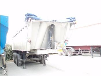 Benalu C34CSB01 - tipper semi-trailer