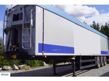 Benalu Optiliner 2640 m/tipp - tipper semi-trailer