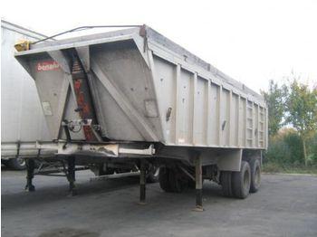 Benalu SREM D33 C INL - tipper semi-trailer