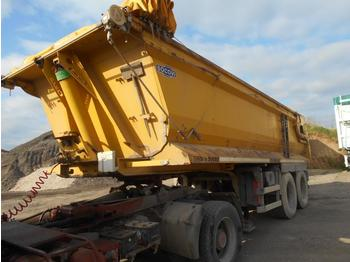 Tipper semi-trailer Cimar