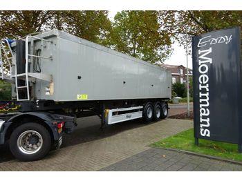 Tipper semi-trailer Fliegl DHKA 390 Stahl/Alu 45M3: picture 1