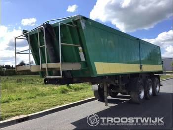 Fliegl Dhks390 - tipper semi-trailer