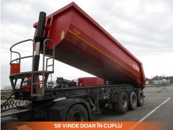 Fliegl Dhks 350 - tipper semi-trailer