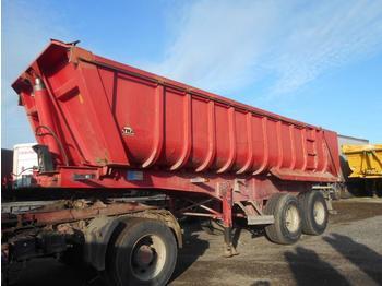 Tipper semi-trailer Fruehauf