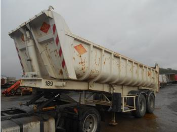 Tipper semi-trailer Fruehauf: picture 1