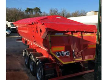 Tipper semi-trailer Fruehauf Intensive