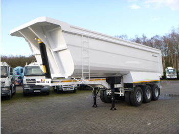 Tipper semi-trailer GALTRAILER Tipper trailer steel 40 m3 / 68 T / steel susp. / NEW/UNUSED