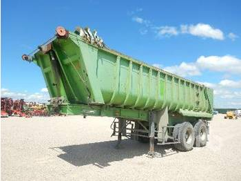 GENERAL TRAILER DF33 T/A - tipper semi-trailer