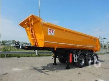 GURLESENYIL GLT3 Tri/A - tipper semi-trailer