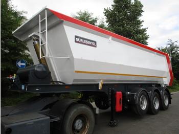 GURLESENYIL GLT 3 - tipper semi-trailer