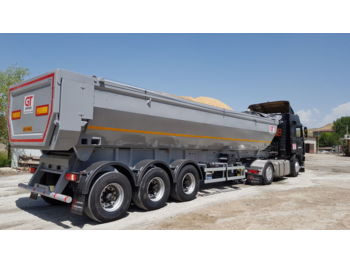 GURLESENYIL thermal insulated tippers - tipper semi-trailer