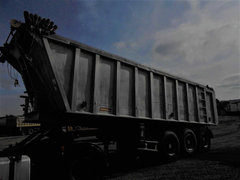 tipper semi-trailer General Trailers