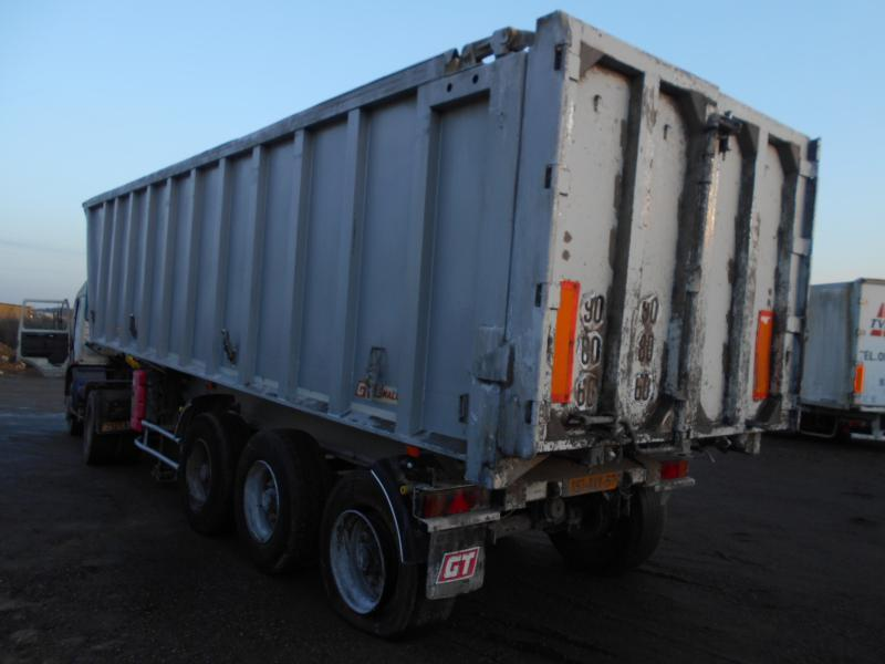 tipper semi-trailer General Trailers